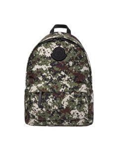 Moncler Pierrick Backpack , 5L704 10 02SLJ 830 Camo , Aphrodite 1994