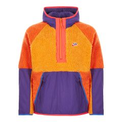 Nike Hoodie Sherpa Fleece | BV3766 886 Orange