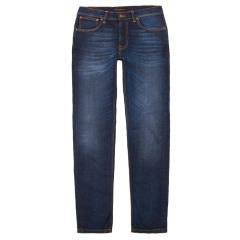 nudie jeans lean dean 113032 deep dark worn
