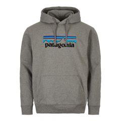 Patagonia Hoodie P6 Logo | 39539 GLH Grey