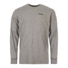 patagonia long sleeve t-shirt 39161 GLH grey