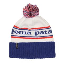 Patagonia Powder Town Beanie 29187-PRVB White/Blue