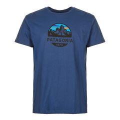 Patagonia T-Shirt 39144 SNBL Blue
