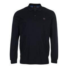 Paul & Shark Long Sleeve Polo Shirt | P18P1612 013 Navy