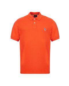 Paul Smith Polo Shirt Zebra   M2R 183KZ D20067 17 Orange