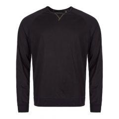 Paul Smith Sleepwear Long Sleeve T-Shirt |M1A|2990|AU278|79 Black