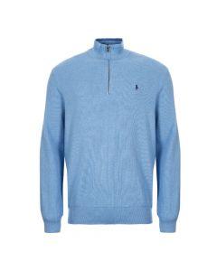 Ralph Lauren Half Zip Sweater | 710701611 030 Blue