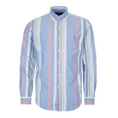 Shirt -  Blue / Stripe