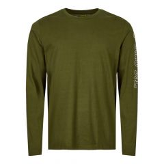 Ralph Lauren Sleepwear Long Sleeve T-Shirt 714757467 005 Olive