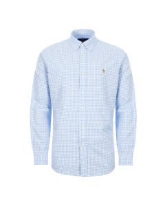 Oxford Shirt – Blue / White