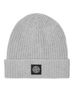 Stone Island Knit Hat | 7315N10B5 V0061 Grey | Aphrodite