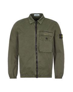 Stone Island Overshirt | Green 7315107WN V0159 |