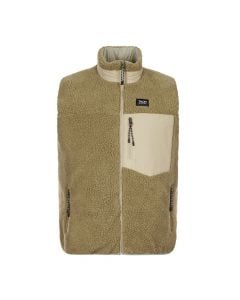 Taion Reversible Gilet | TAION R002MB Grey / Beige