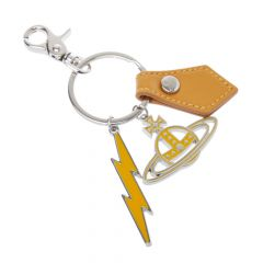 Vivienne Westwood Keyring Orb | 82030035 00377 E402 Yellow