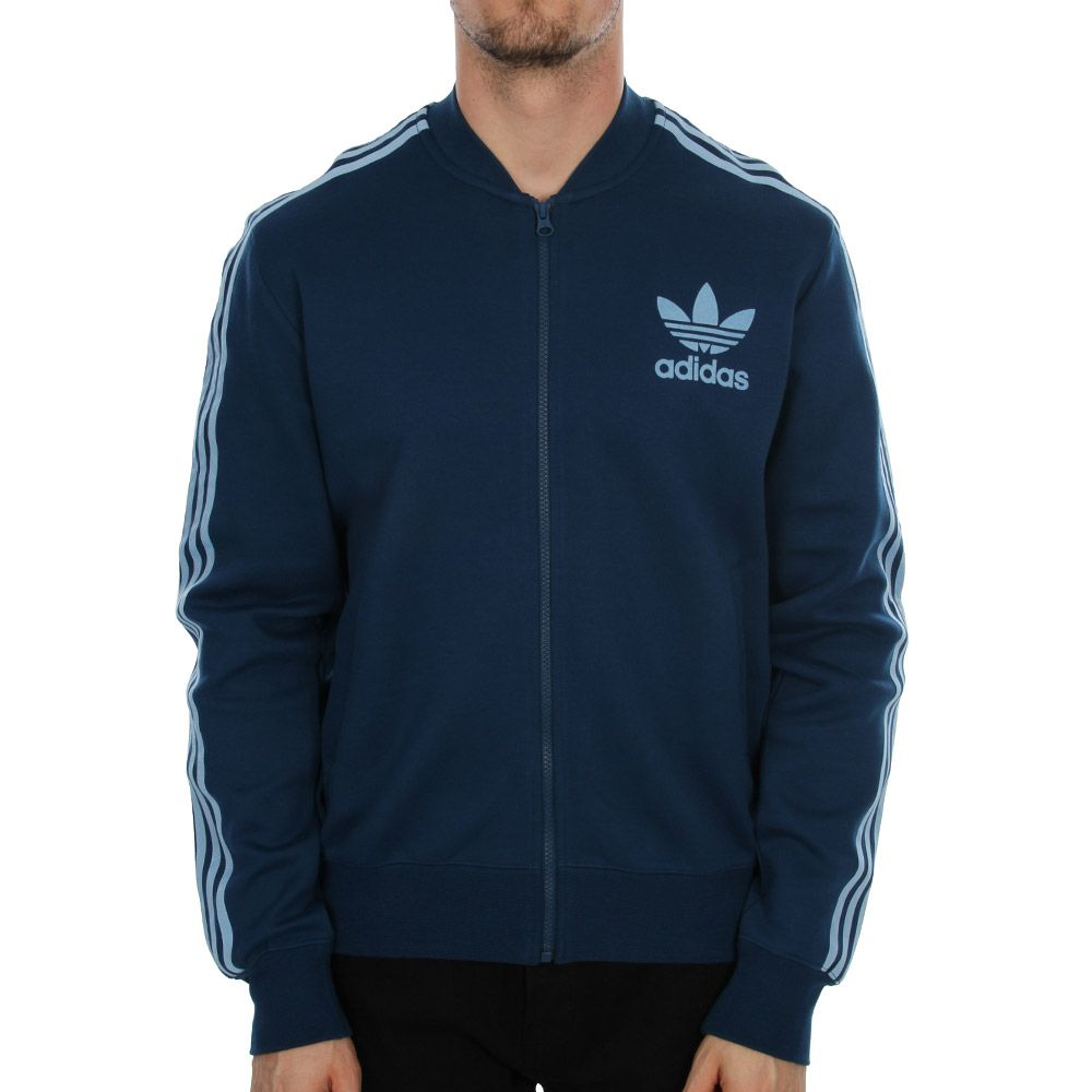 Adidas Jacket | Adc Fashion Tt B10666 Blue | Aphrodite1994