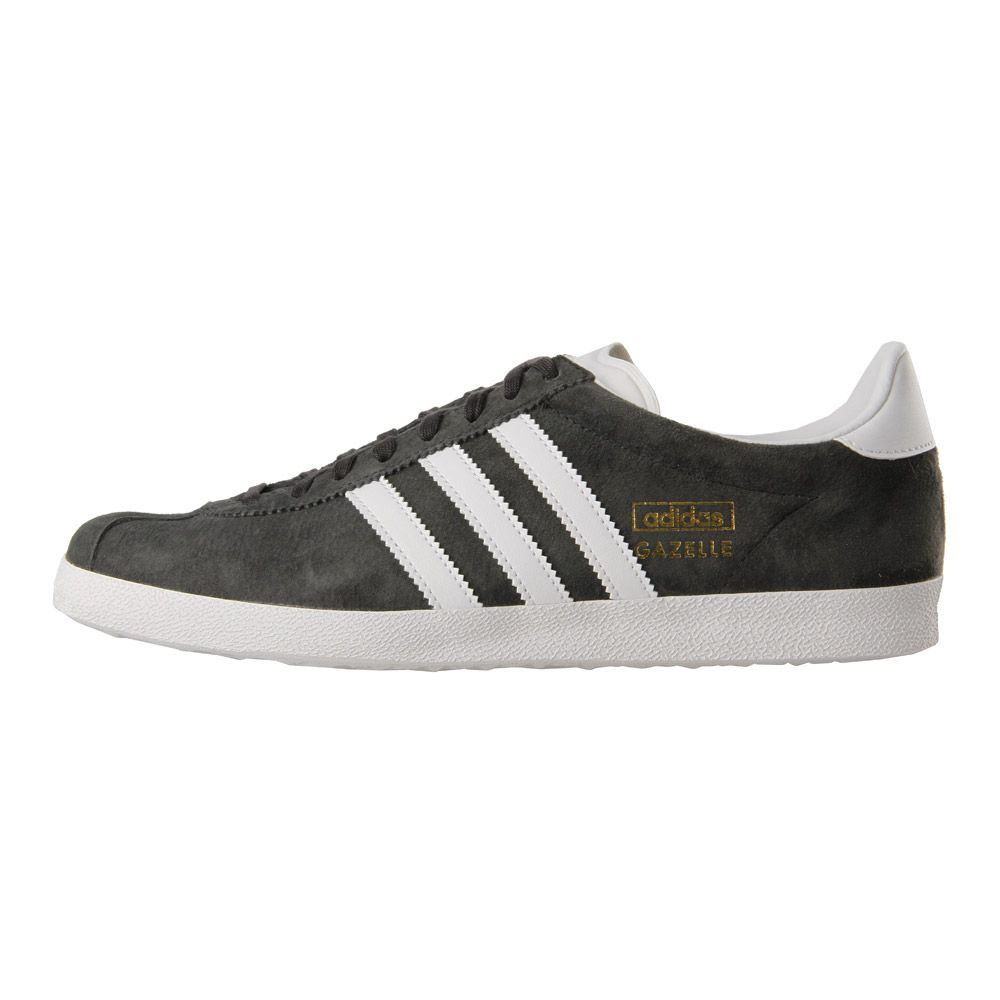 jugador Alicia sonrojo  adidas Originals Gazelle OG Trainers | Grey | Aphrodite UK