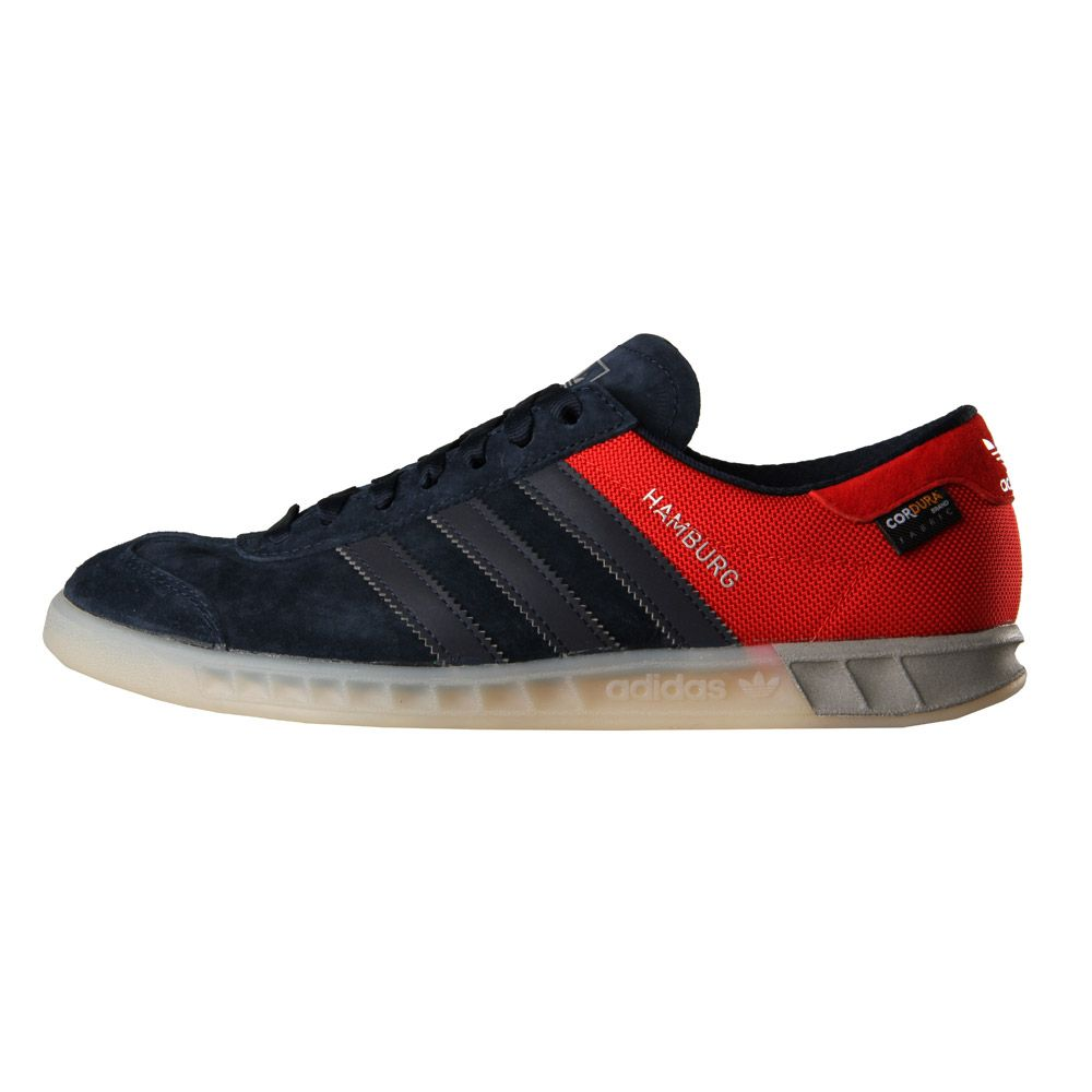 adidas Originals Hamburg Tech Navy | Aphrodite Online UK