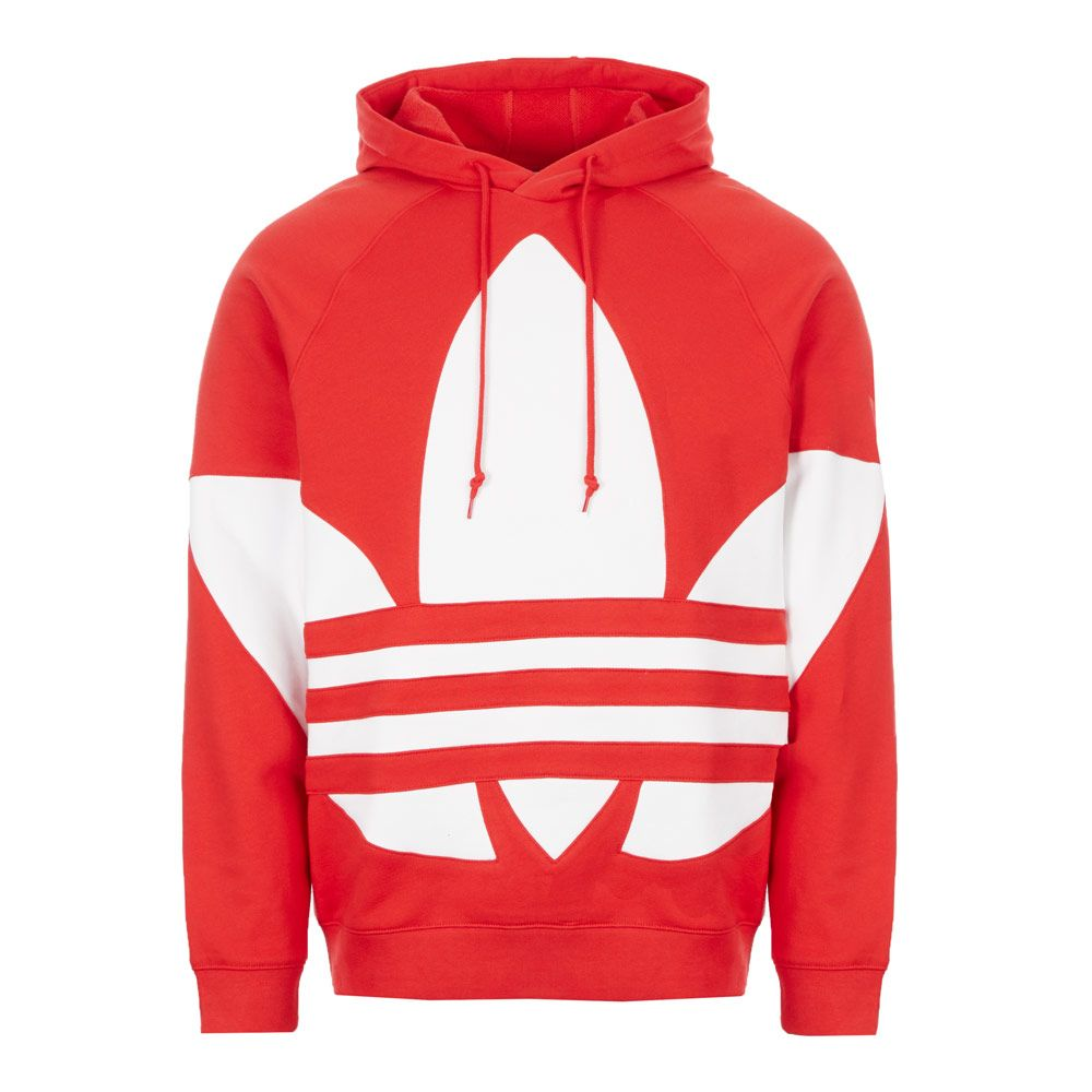 adidas hoodie roed