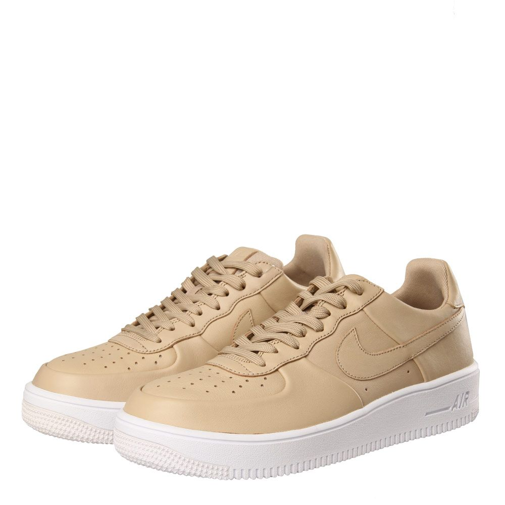 Nike Trainers | Air Force 1 Ultra Force 845052 200 Linen