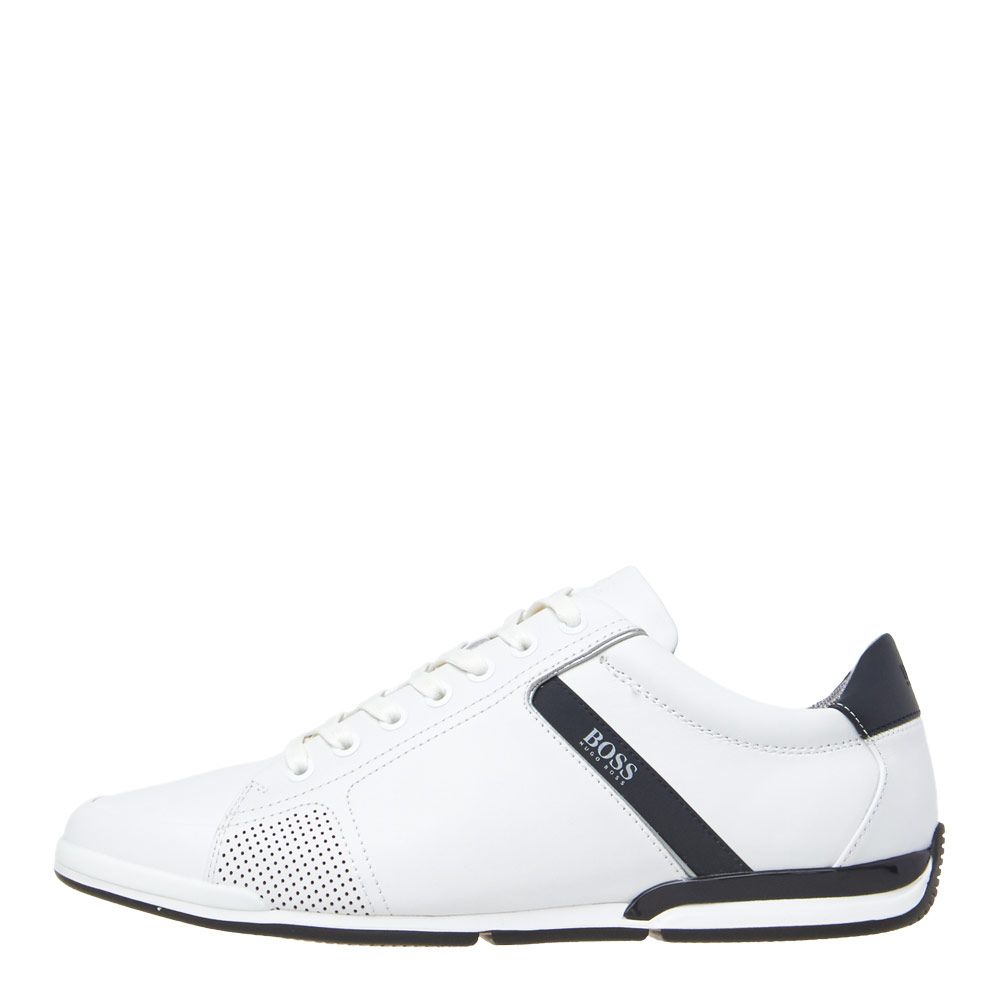 BOSS Saturn Lowp Lux Trainers