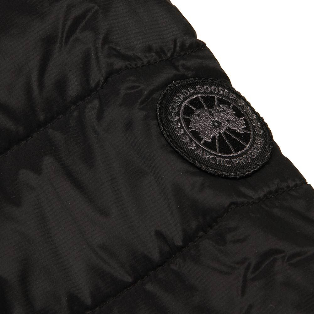 Canada Goose Brookvale Hoody Black Label