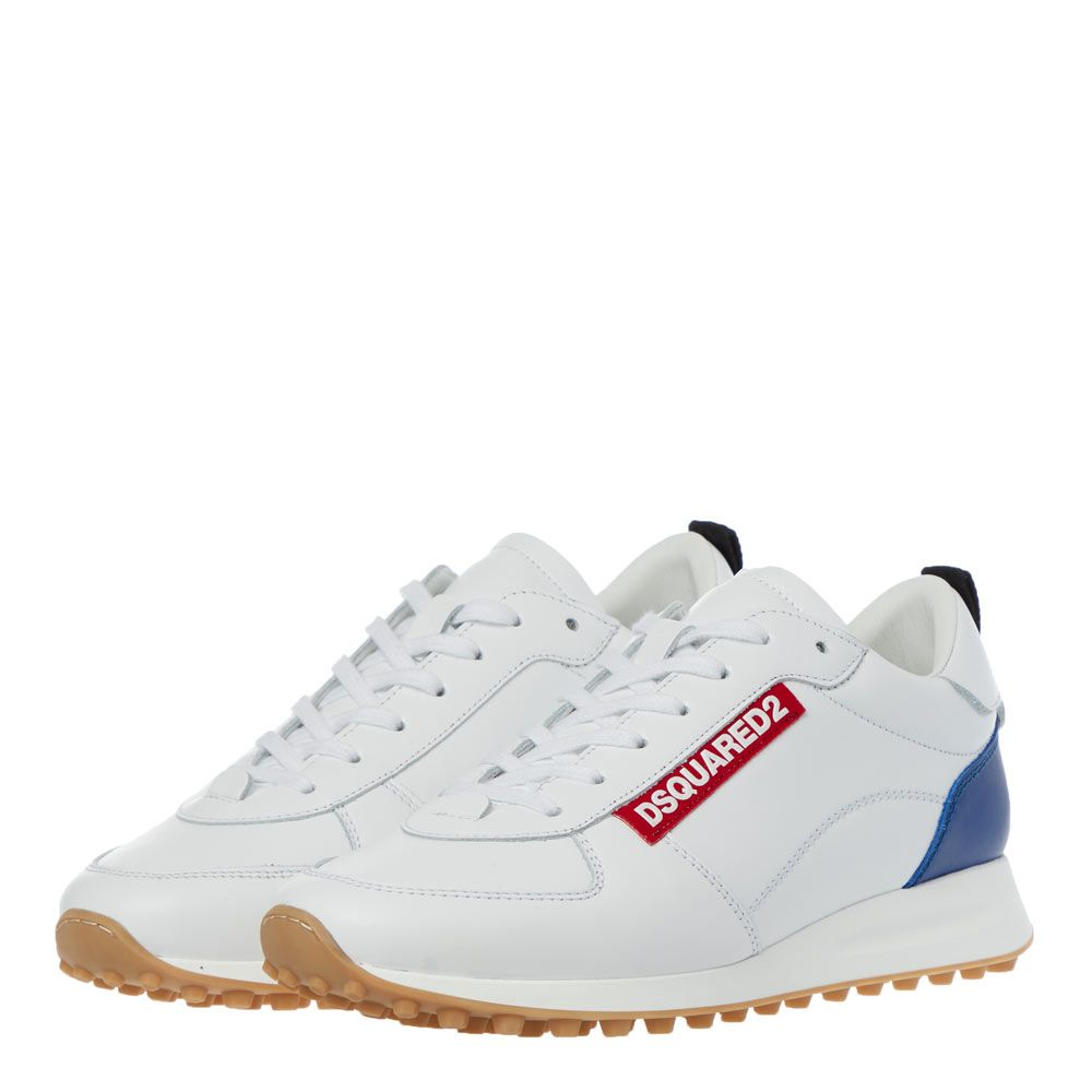 DSquared Runner Trainers | White