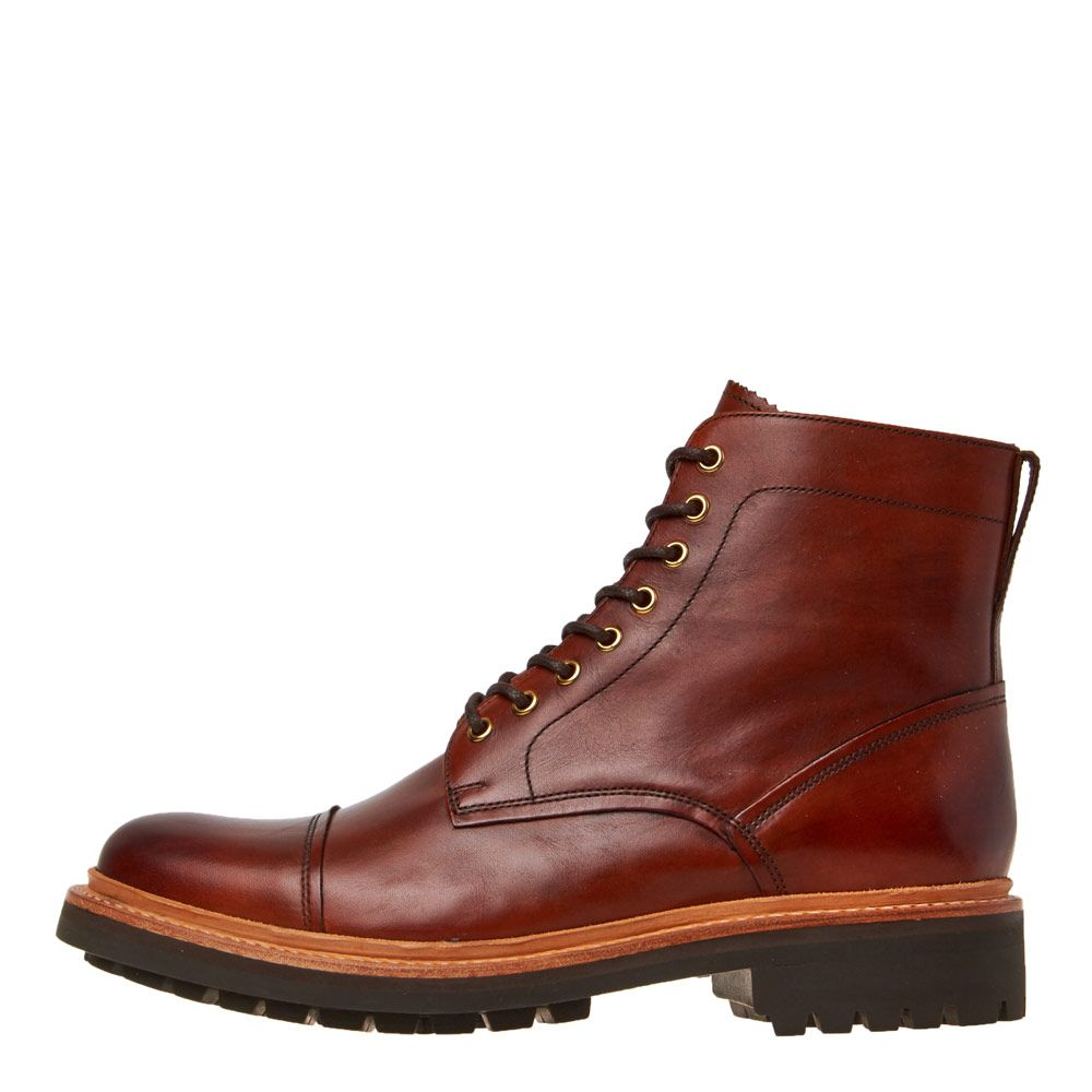 Grenson Boots   Joseph 112100 Tan