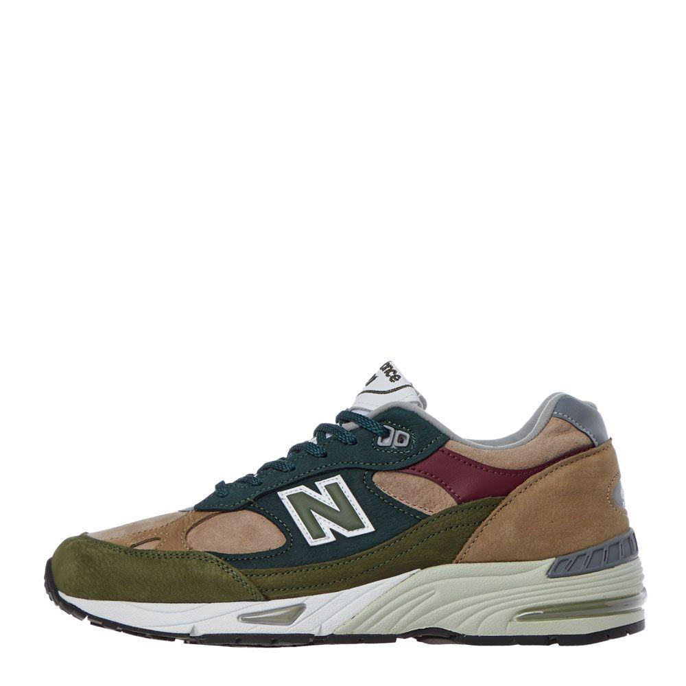 New Balance 991 Trainers | M991NTG