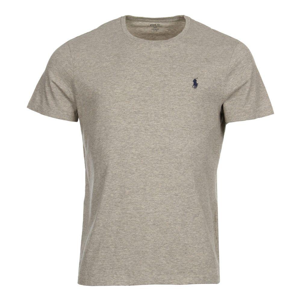 T Shirt Heather Grey