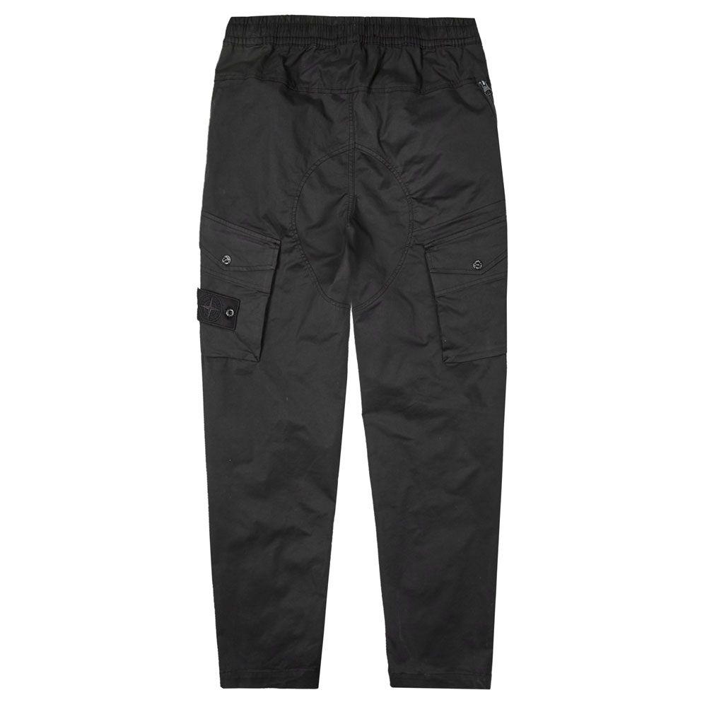 Stone Island Ghost Piece Cargo Trousers | 7215310F2 V0029 ...