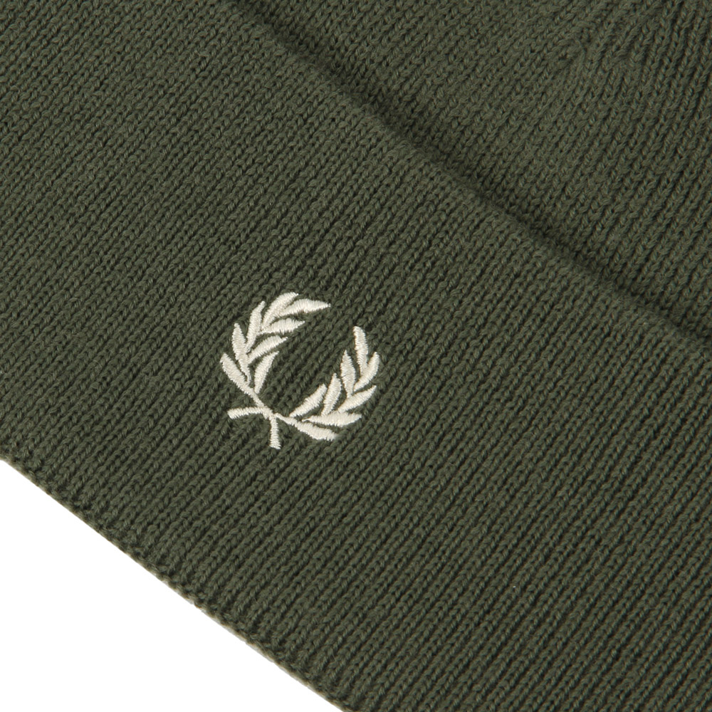 c414cfd11 Fred Perry Merino Wool Beanie | C9102 225 Olive | Aphrodite1994