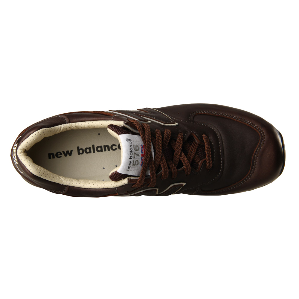 best value f9f69 ab635 Buy New Balance 576 Trainers in Brown   Aphrodite Online UK