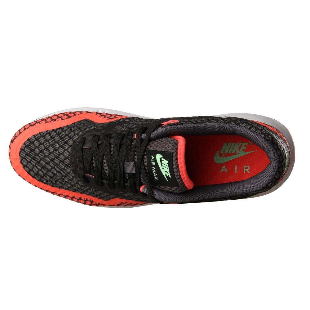 Nike Air Max Lunar1 BR Trainers in Black Pure PlatinumHot