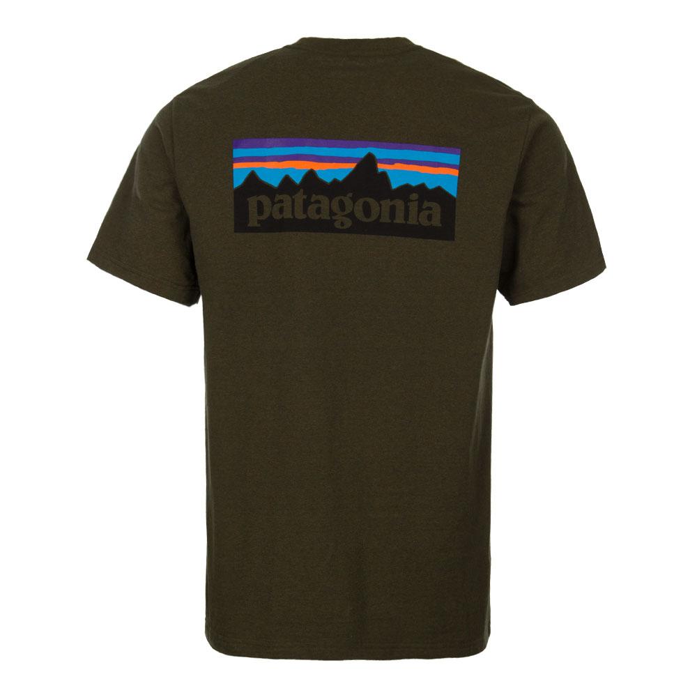 3212fd205daf7 Patagonia P-6 Logo Responsibili-Tee