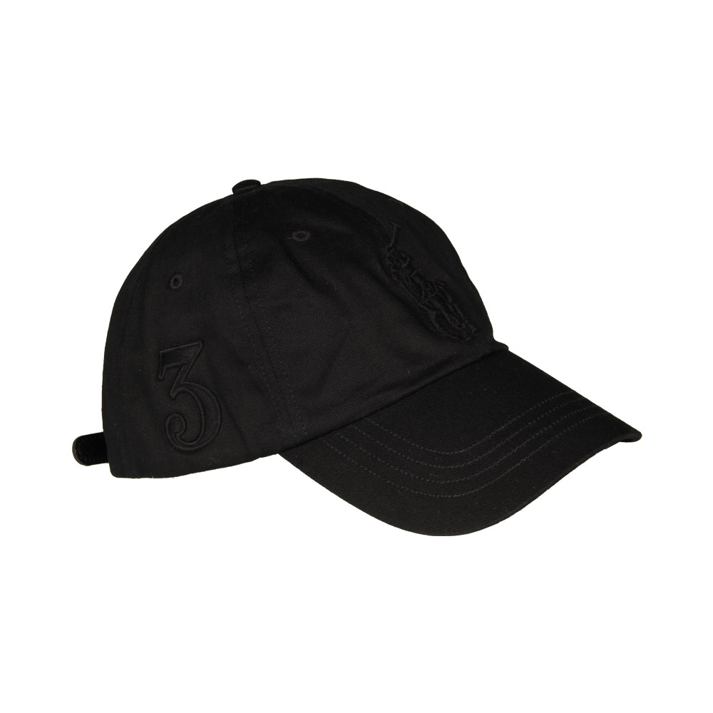 Sports Cap - Black e698ef0e1cff