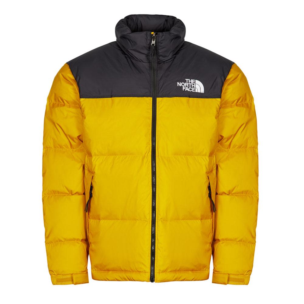 1996 Retro Nuptse Jacket - Arrowwood Yellow
