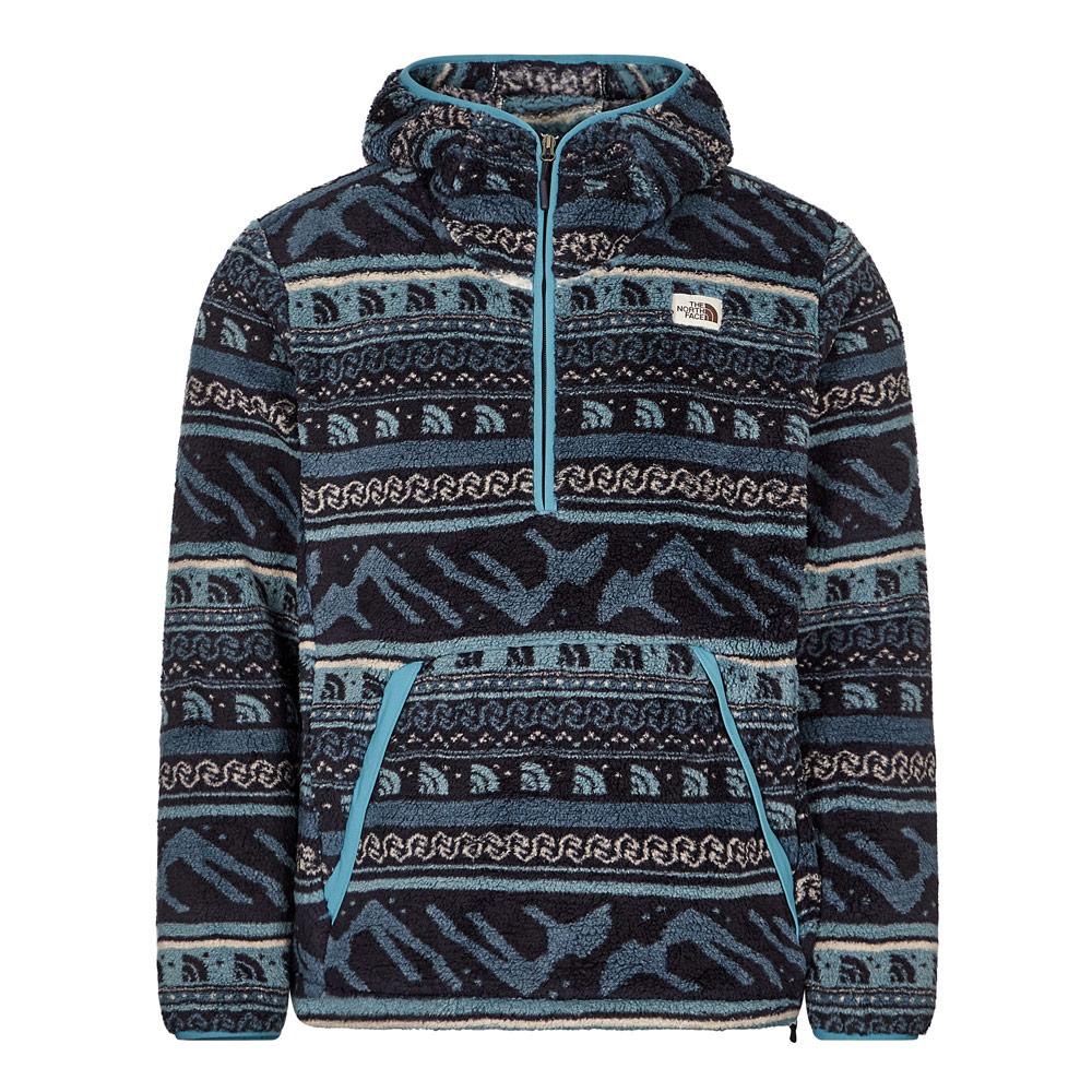 Campshire Pullover Fleece - Navy/ Blue