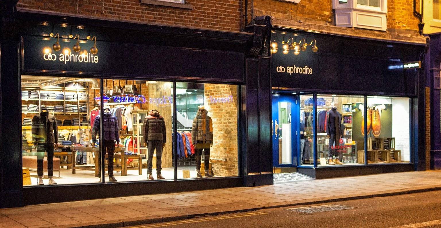 Aphrodite Store Sunderland