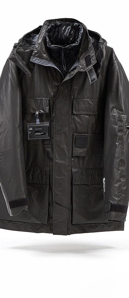 CP Company Metropolis GORE-TEX Jacket