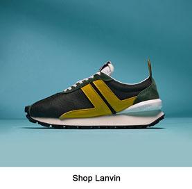 Lanvin Bumpr Sneakers