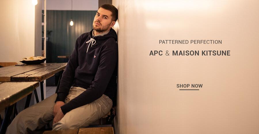 APC & Maison Kitsune