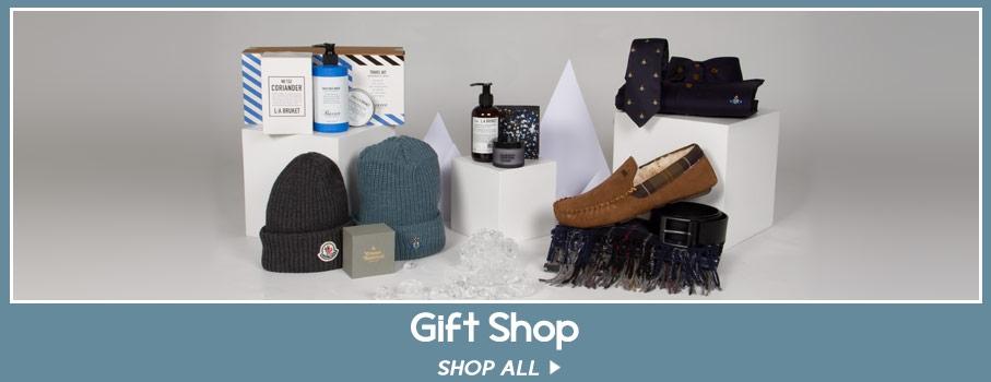 Gift Shop Open