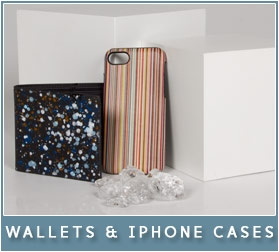 Wallets & iPhone Cases