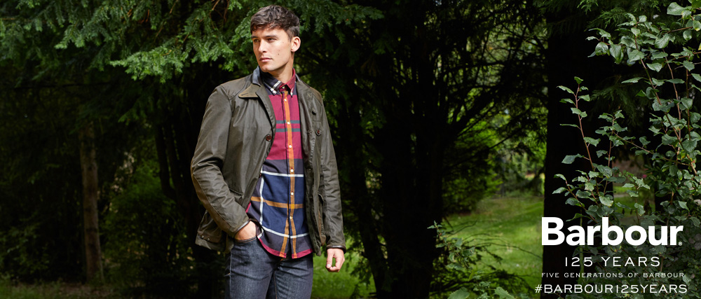 Win a Barbour Commander Jacket